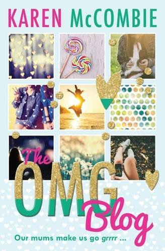 MCCOMBIE,KAREN - OMG BLOG,THE BOOK
