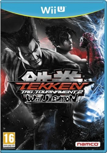 Wii-U - Tekken Tag Tournament 2 /Wii-U GAME
