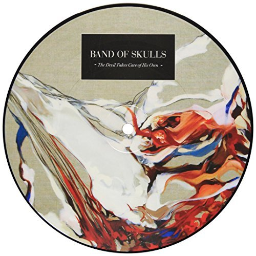 Band of Skulls - The Devil Takes Care Of His Own VINYL