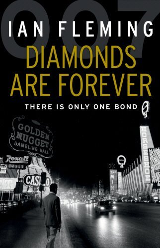FLEMING,IAN - DIAMONDS ARE FOREVER BOOK