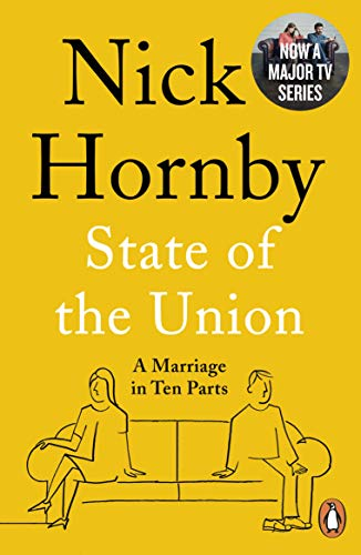 Nick Hornby - State Of The Union BOOK