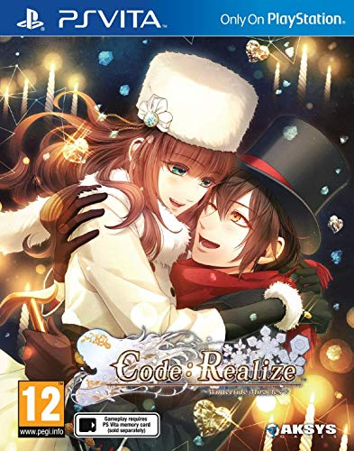 - Code: Realize Wintertide Miracles (PlayStation Vita) GAME