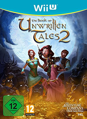 Wii-U - The Book of Unwritten Tales 2 (German Box) /Wii-U GAME