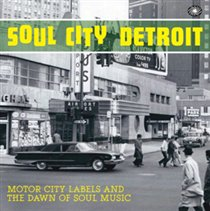 Various Artists - Soul City Detroit CD