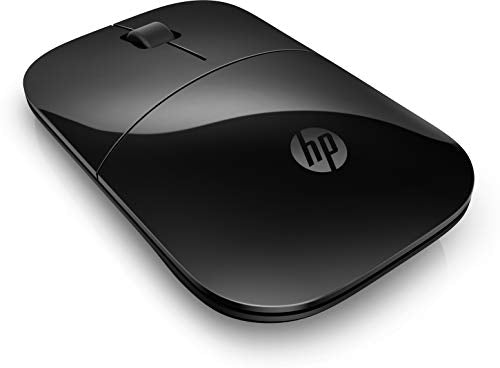 - Hp Z3700 - Mouse - Wireless - 2.4 Ghz - Usb Wireless Receiver - Black - For Omen X By Hp 17, Hp 17, X360