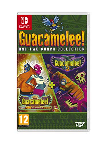 Nintendo Switch - GUACAMELEE ONE TWO PUNCH COLL GAME