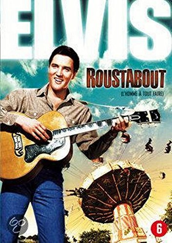 Roustabout - Dutch Import -  DVD