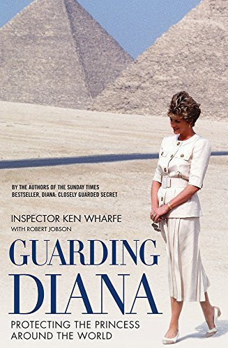 WHARFE,K - GUARDING DIANA BOOKH