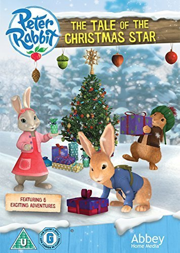 Peter Rabbit - The Tale Of The Christmas Sta -  DVD