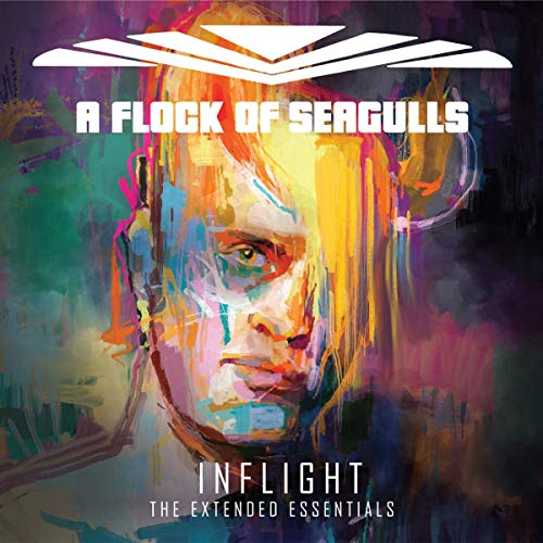 A Flock Of Seagulls - Inflight (The Extended Essentials) CD