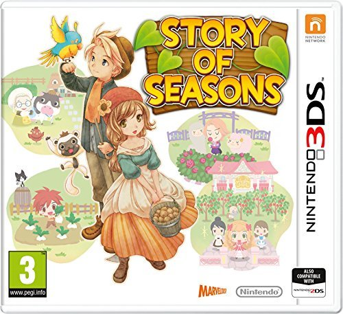 3DS - Story of Seasons /3DS GAME