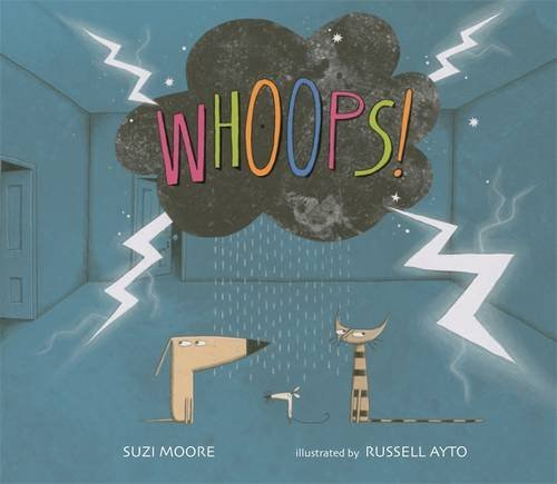 MOORE, SUZI - WHOOPS! BOOK