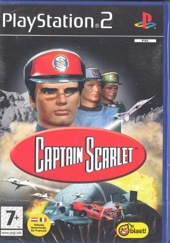 - Captain Scarlet - GAME