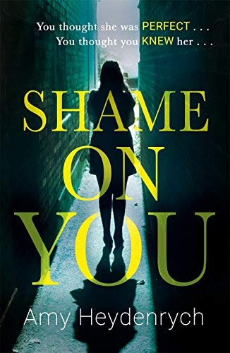 Amy Heydenrych - Shame On You BOOK