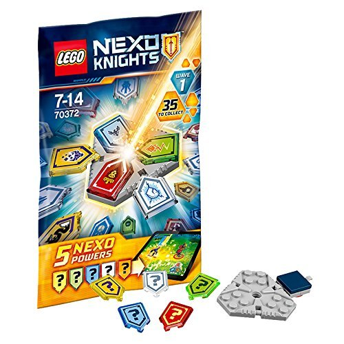 - Lego 70372 - Nexo Knights - Ultimate Knights - Bus TOY