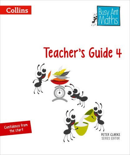 Peter Clarke - Year 4 Teacher Guide Euro pack (Loose-leaf)