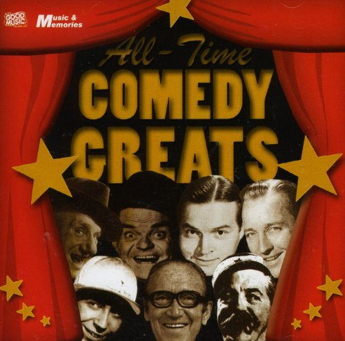 - All Time Comedy Greats CD