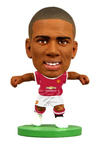 Figures - Soccerstarz - Man Utd Ashley Young - Home Kit (2016 version) /Figures