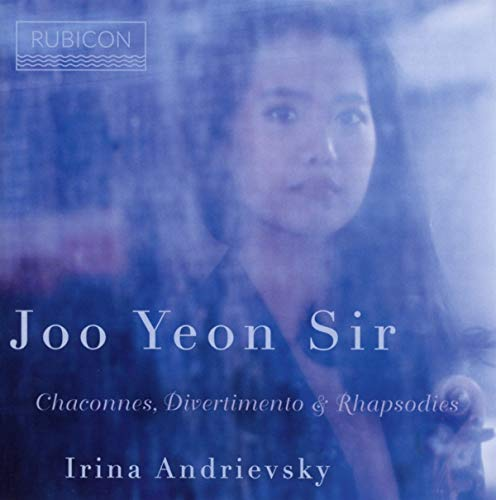 Joo Yeon Sir - Joo Yeon Sir Chaconnes Divertimento & Rh CD