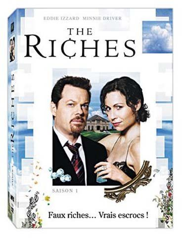 The Riches - Saison 1 - French Import -  DVD