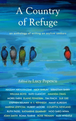 POPESCU,LUCY - COUNTRY OF REFUGE, A BOOK
