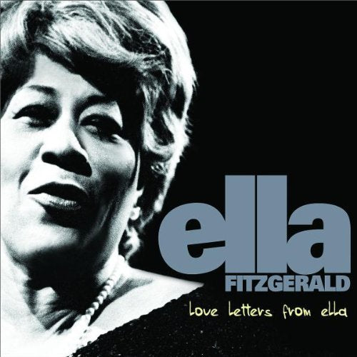 FITZGERALD,ELLA - LOVE LETTERS FROM EL CD