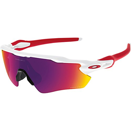 - Oakley Radar EV Path Prizm Road Sunglasses - Polished White