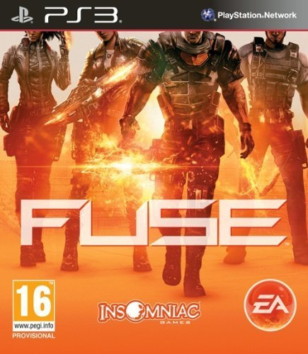 PS3 - FUSE /PS3 GAME