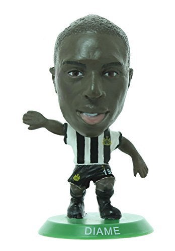 Figures - Soccerstarz - Newcastle Mohamed Diame Home Kit (Classic) /Figures