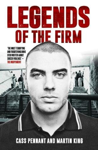 PENNANT/KING - LEGENDS OF THE FIRM BOOK
