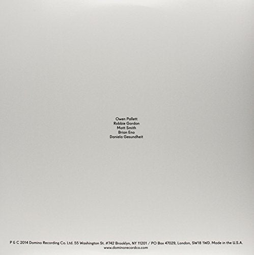 Owen Pallett - In Conflict VINYL