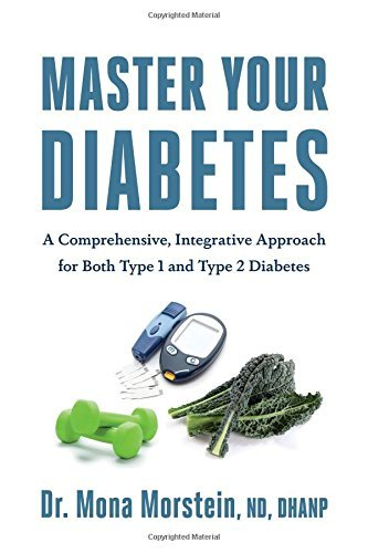 MONA MORSTEIN - MASTER YOUR DIABETES BOOK