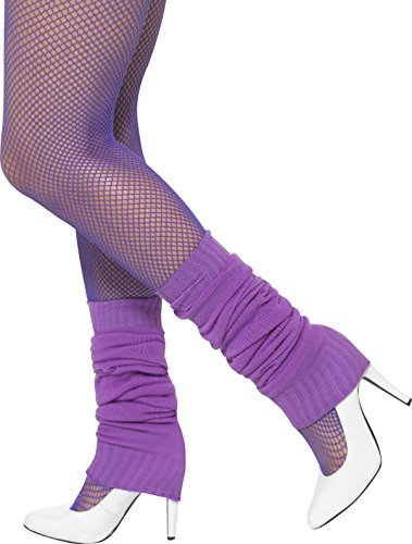 Legwarmers, Purple