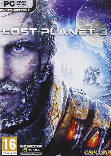 PC - LOST PLANET 3 PC EN - PEGI 16 (STEAM) GAME