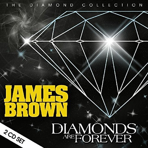 BROWN, JAMES - DIAMONDS ARE FOREVER CD