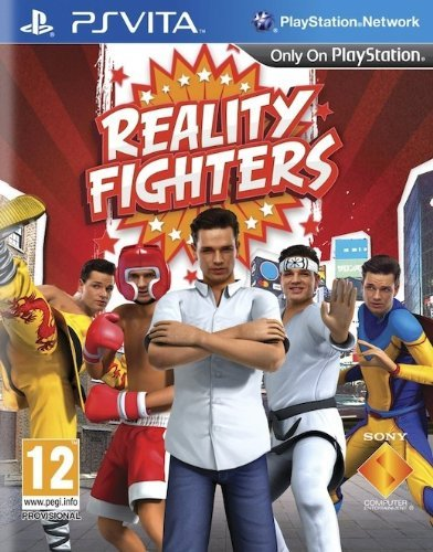 - REALITY FIGHTERS PSV GAME