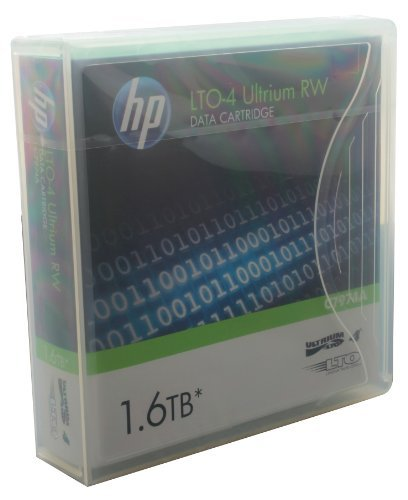 HP - HP Original LTO4 Ultrium 1.6TB RW Data Cartridge