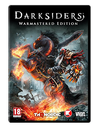 PC Games Reorderable - Darksiders Warmastered Ed. Pc GAME
