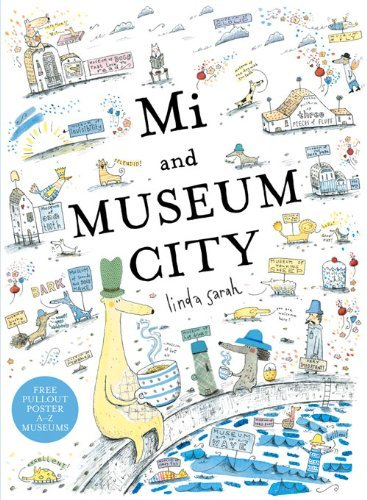SARAH - MI AND MUSEUM CITY BOOK