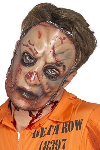 Zombie Flesh Mask, Full Face