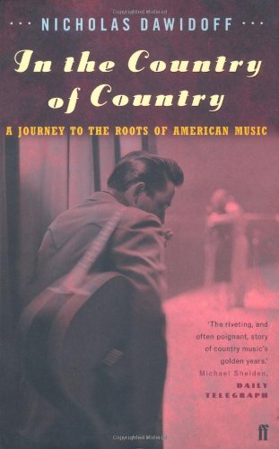 DAWIDOFF N - IN THE COUNTRY OF COUNTRY BOOK