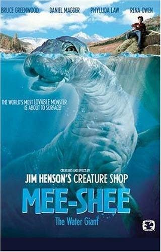 Mee-Shee - The Water Giant [Edizione: Regno Unito] - (Uk Edition) - Bruce Greenwood, Daniel Magder DVD