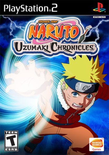 PS2 - Naruto: Uzumaki Chronicles /PS2 GAME