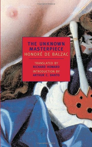 BALZAC,HONORE D - UNKNOWN MASTERPIECE, THE BOOK