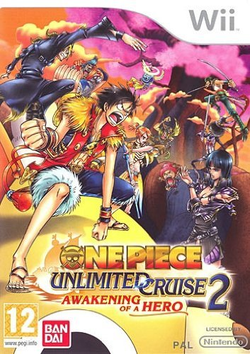 Wii - One Piece: Unlimited Cruise 2 /Wii GAME