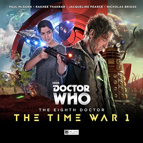 Dorney, John - Eighth Doctor: The Time War Series 1 CD