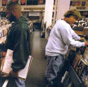 - Dj Shadow-Endtroducing CASS
