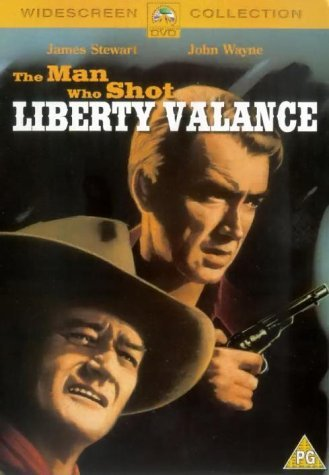 The Man Who Shot Liberty Valance -  DVD