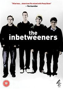 Inbetweeners: Series 1 - Simon Bird, James Buckley DVD
