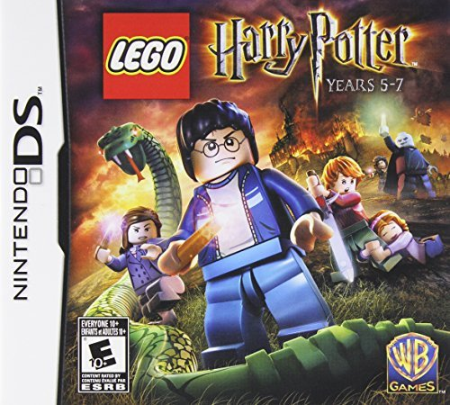 - LEGO HARRY POTTER:5-7 DS GAME